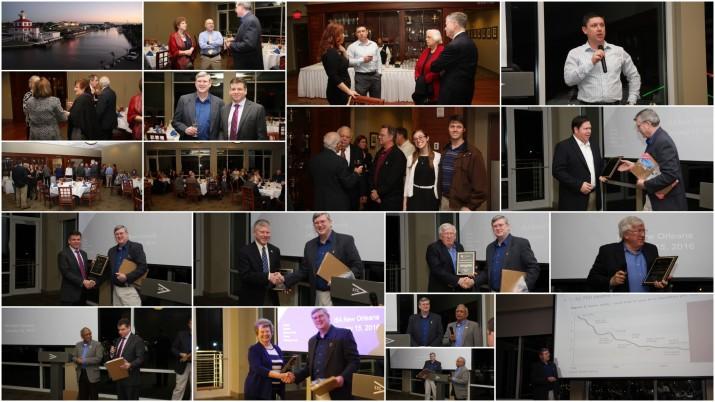 ISA 2016 Honors and Awards Banquet