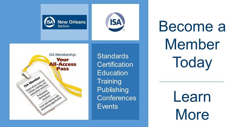 ISA Membership