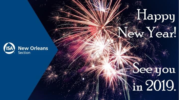 ISA New Years Greeting